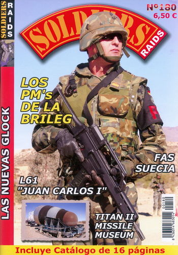 Soldiers Raids Nº 180