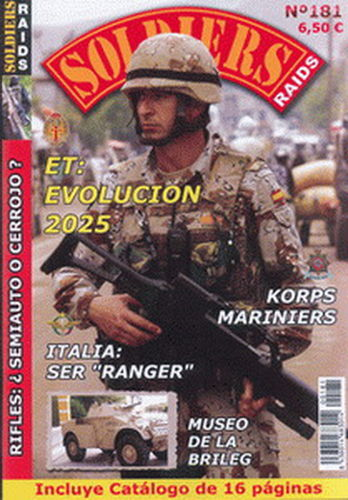Soldiers Raids Nº 181