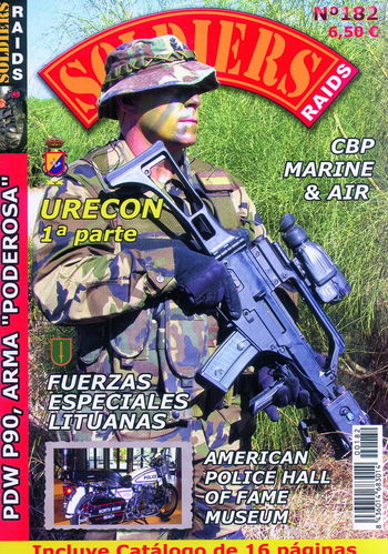 Soldiers Raids Nº 182