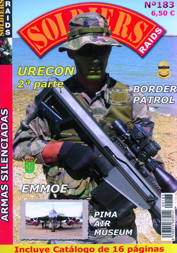 Soldiers Raids Nº 183
