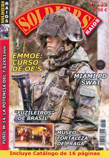 Soldiers Raids Nº 185