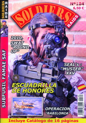 Soldiers Raids Nº 184