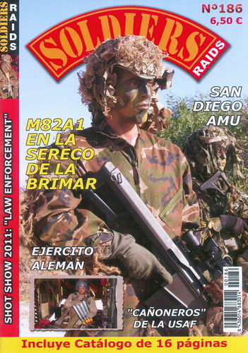 Soldiers Raids Nº 186
