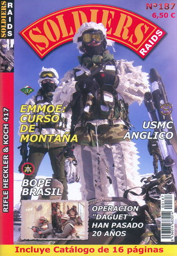 Soldiers Raids Nº 187