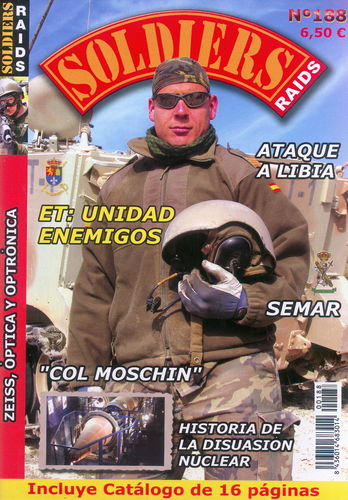 Soldiers Raids Nº 188