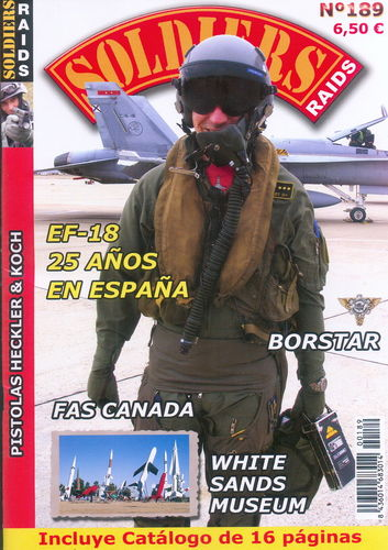 Soldiers Raids Nº 189