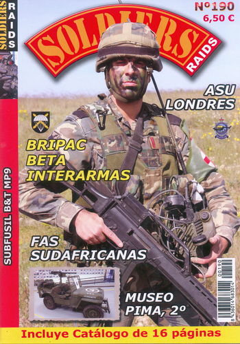 Soldiers Raids Nº 190