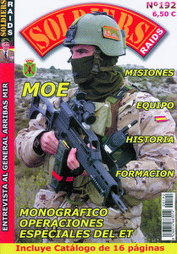 Soldiers Raids Nº 192