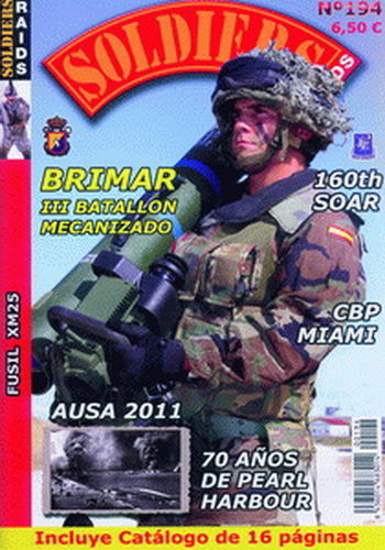 Soldiers Raids Nº 194