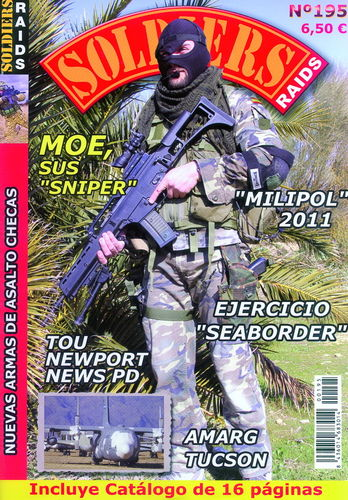 Soldiers Raids Nº 195