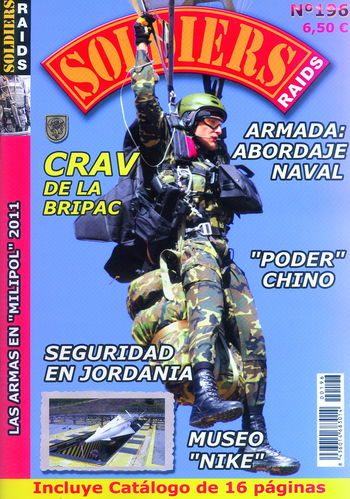 Soldiers Raids Nº 196