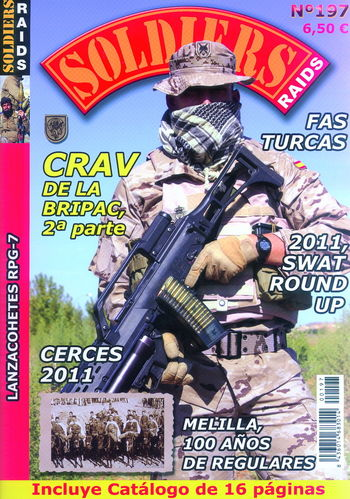Soldiers Raids Nº 197