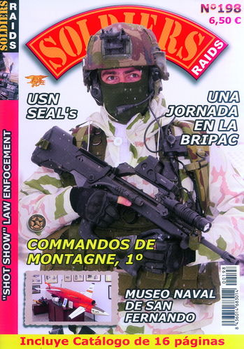 Soldiers Raids Nº 198