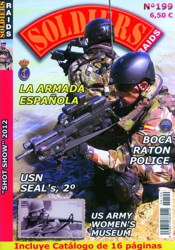 Soldiers Raids Nº 199