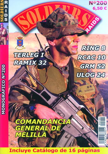 Soldiers Raids Nº 200
