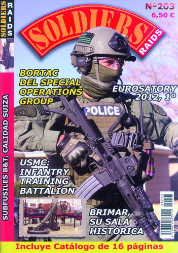 Soldiers Raids Nº 203