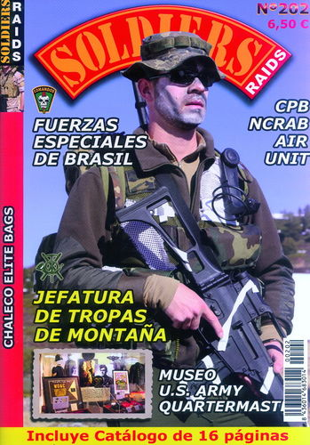 Soldiers Raids Nº 202