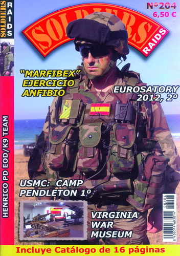 Soldiers Raids Nº 204