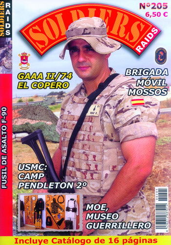 Soldiers Raids Nº 205