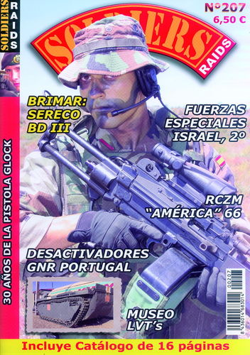 Soldiers Raids Nº 207