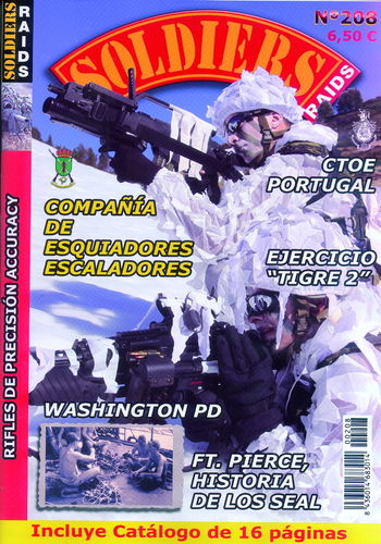 Soldiers Raids Nº 208