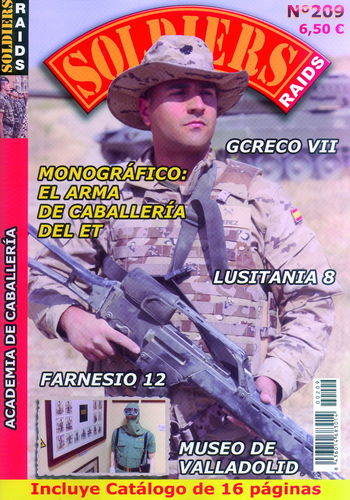 Soldiers Raids Nº 209