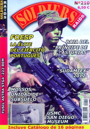 Soldiers Raids Nº 210
