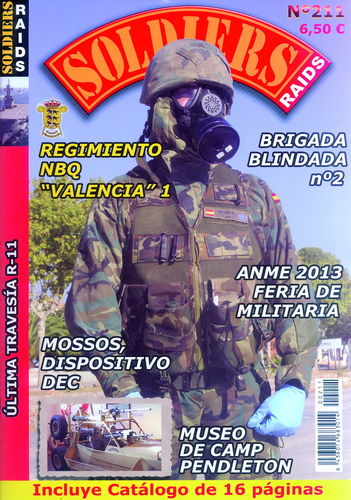 Soldiers Raids Nº 211
