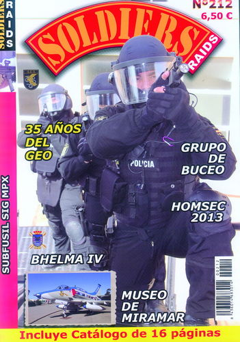 Soldiers Raids Nº 212