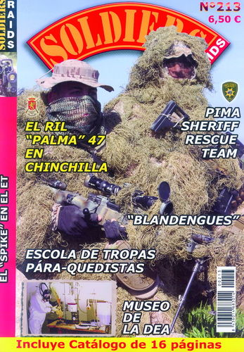 Soldiers Raids Nº 213