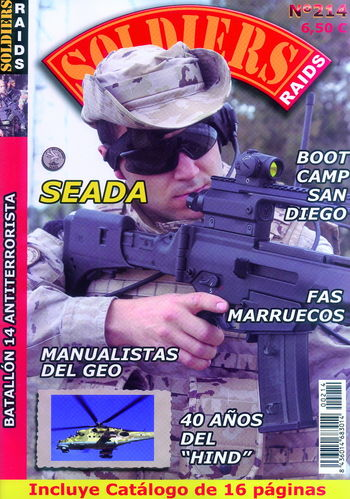 Soldiers Raids Nº 214