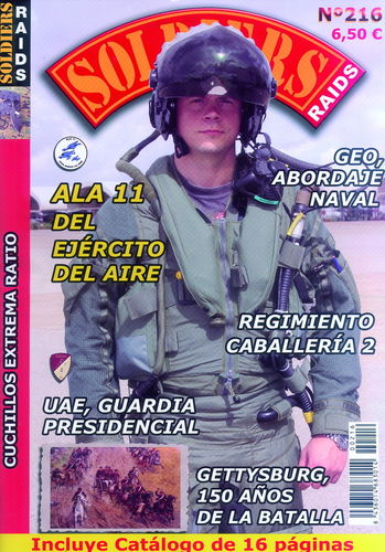 Soldiers Raids Nº 216