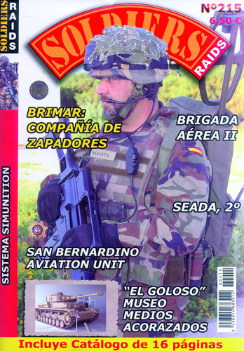 Soldiers Raids Nº 215