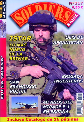 Soldiers Raids Nº 217