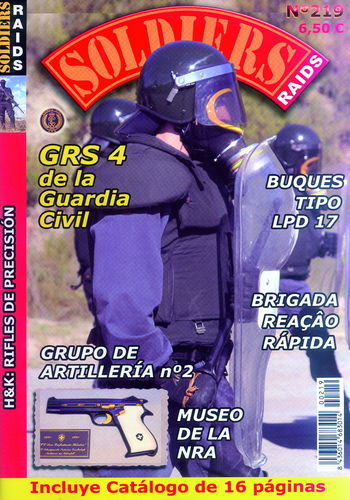 SOLDIERS RAIDS Nº 219