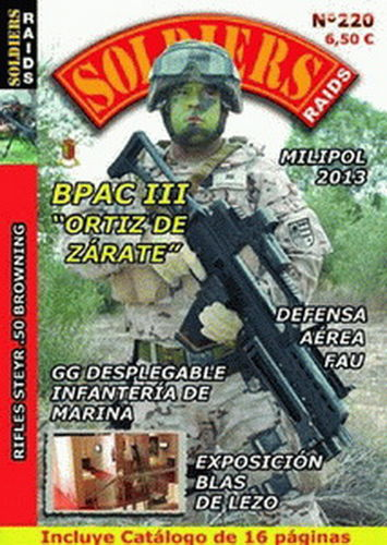 Soldiers Raids Nº 220