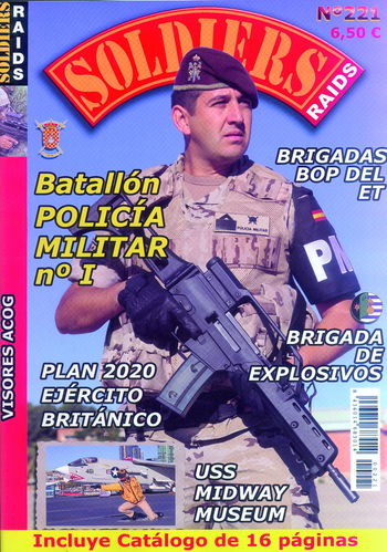Soldiers Raids Nº 221