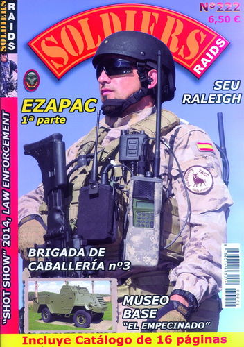 Soldiers Raids Nº 222