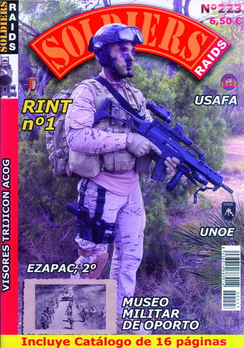 Soldiers Raids Nº 223