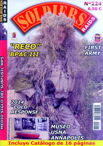 Soldiers Raids Nº 224