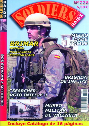 Soldiers Raids Nº 226