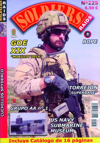 Soldiers Raids Nº 225