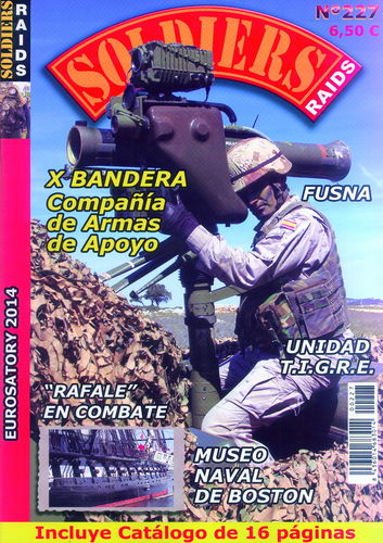 Soldiers Raids Nº 227
