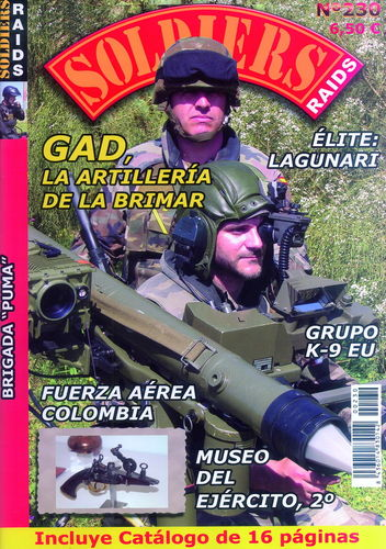 Soldiers Raids Nº 230