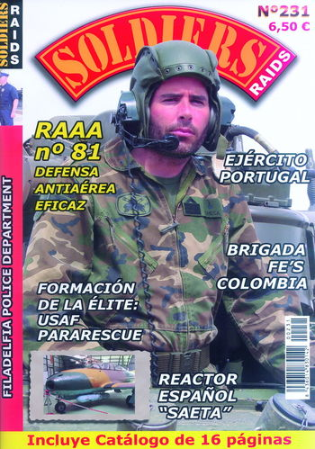Soldiers Raids Nº 231