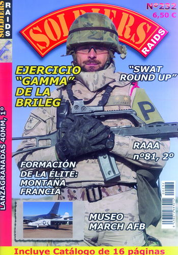 Soldiers Raids Nº 232