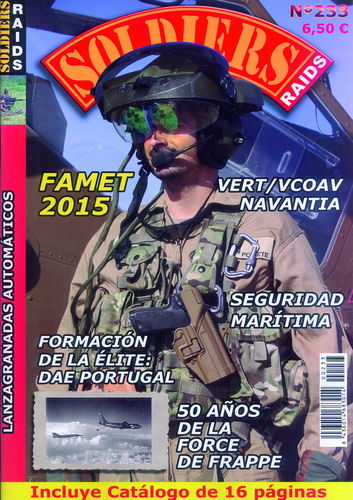 Soldiers Raids Nº 233