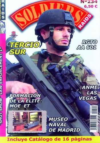Soldiers Raids Nº 234