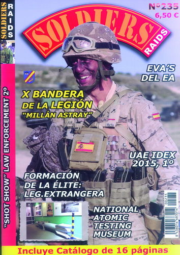 Soldiers Raids Nº 235