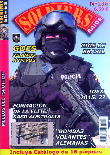 Soldiers Raids Nº 236
